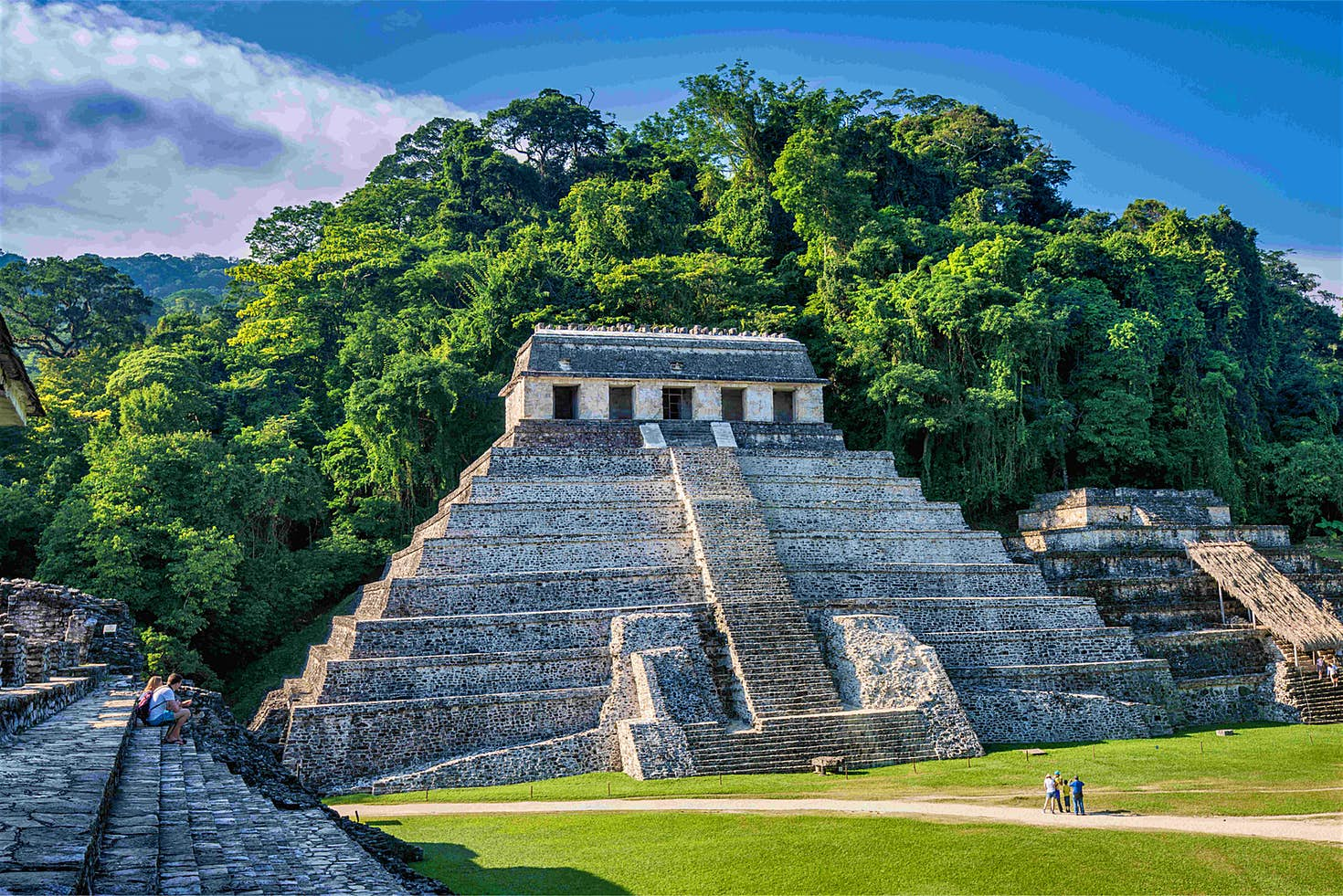 Best of Chiapas: Colonial cities, jungle-clad ruins, refreshing swims MexVax mexican hotels and resorts