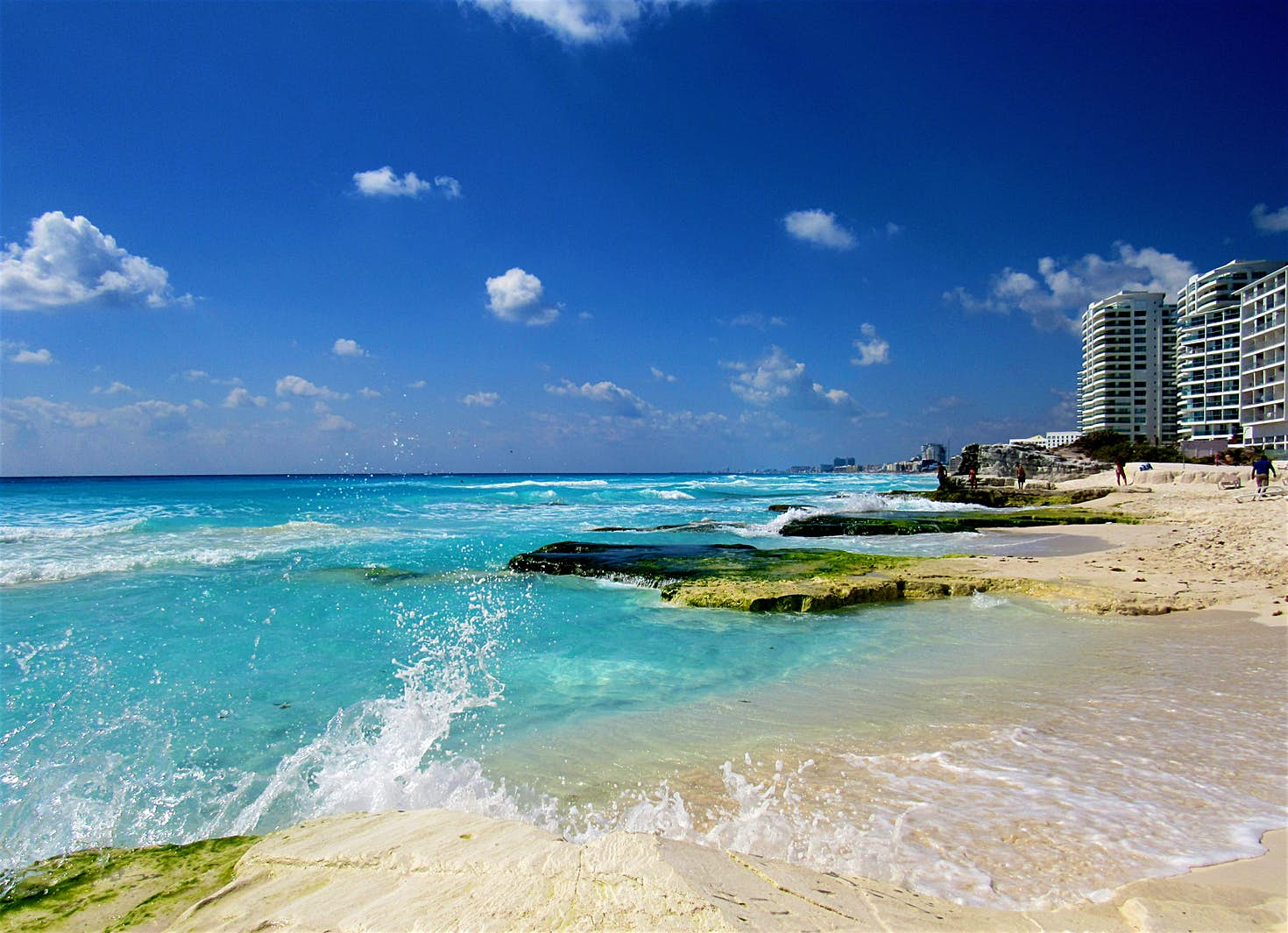 Best beaches in Cancun Playa forum MexVax mexican hotels and resorts