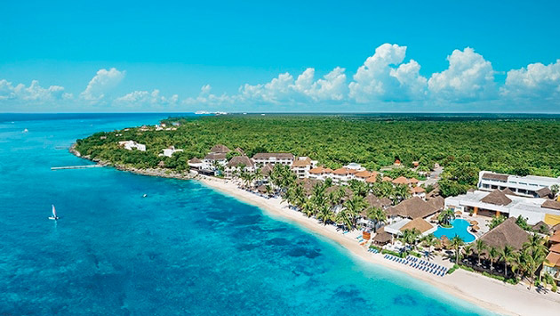 Yucatán Peninsula Relax beach in Mexico mexican hotels and resorts