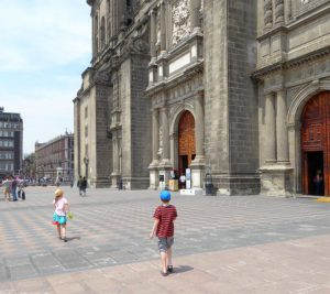things to do with kids in Mexico City