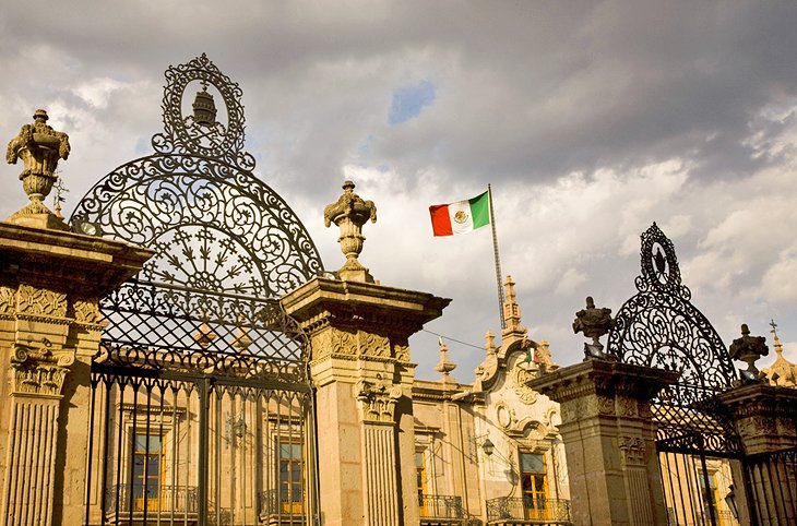 morelia government palace MexVax Hotels